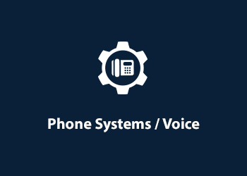 Voice and Phone System Consulting