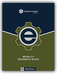 Mobility Reference Guide