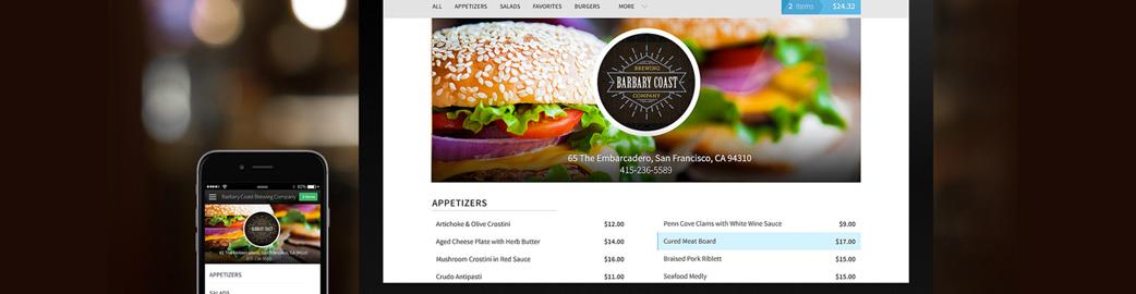 QSR - Quick Service Restaurant Technology