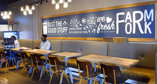 Fast Casual Restaurant