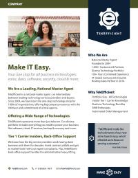 QSR Technology - TekEfficient Overview